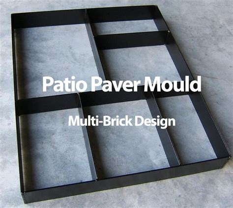make your own patio pavers 15 best images about concrete paver on pie tin