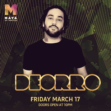 T Shirt Deorro 01 events sle tickets