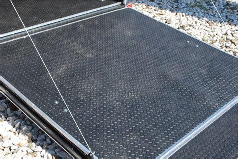 Trailer Rubber Mats by Alpha Rubber Flooring