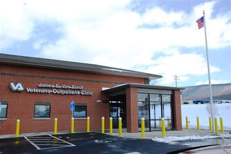 community based outpatient clinics e zandt va