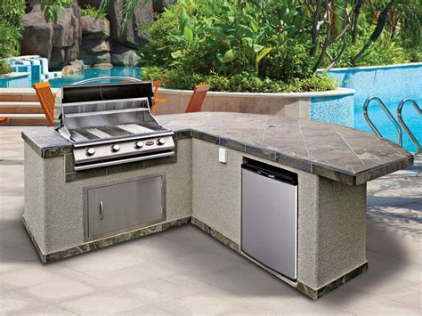 modular outdoor kitchen islands 35 ideas about prefab outdoor kitchen kits theydesign net theydesign net