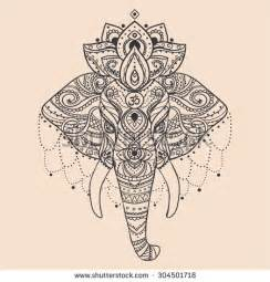 lace elephant tattoo recherche google tattoo
