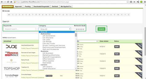 Search Affiliate Flexoffers Review Legit Affiliate Program Directory