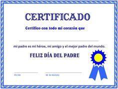 tarjetas para personalizar e imprimir gratis dia del padre diploma dia del padre para imprimir gratis pap 225