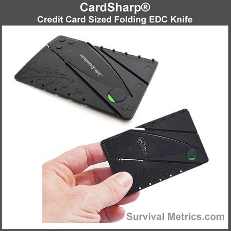 knife wallet item details survival metrics llc
