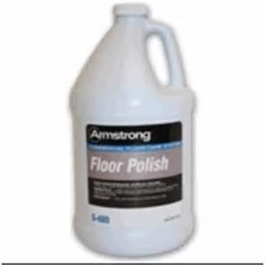 armstrong s 480 commercial floor polish 1 gallon efloors com