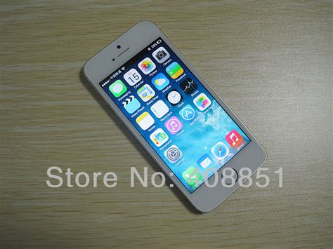 Hp Iphone 5 Hdc Hdc I5s Mtk6577 Dual 8gb 4 Inch Ips 3g Gold Color Better Than Iphone 5s