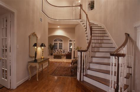 foyer stairs entry foyer stairs courtland building company inc