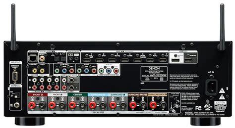 denon avr x1200w avr x2200w a v receivers ecoustics