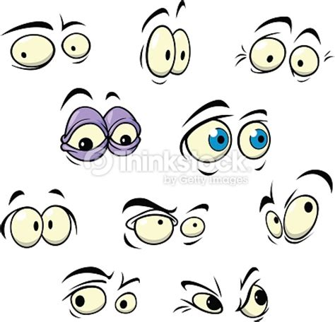 clipart occhi ensemble de vecteur de dessin anim 233 yeux clipart vectoriel