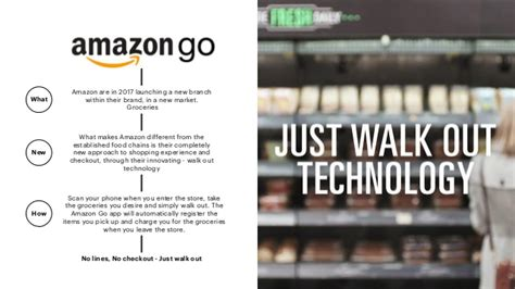 amazon go technology amazon go