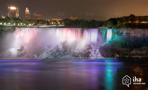 niagara falls lights niagara falls rentals for your holidays with iha direct