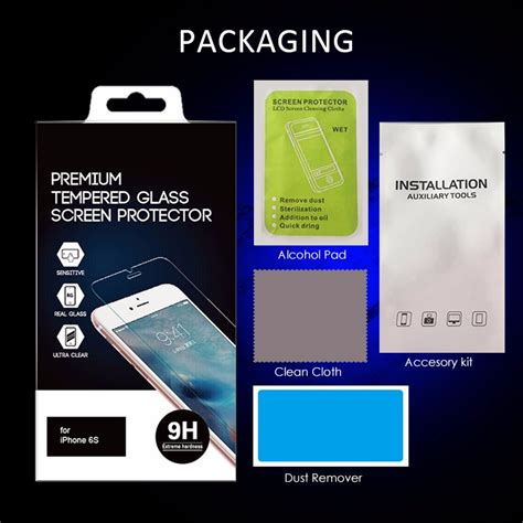 Tempered Glass Taff Japan 9h Anti Blue Light Iphone 6 6 Baru anti scratch japan blue anti blue light 9h tempered glass for ipone 6 6s screen cover