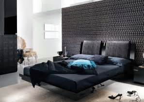 black modern bedroom furniture trellischicago