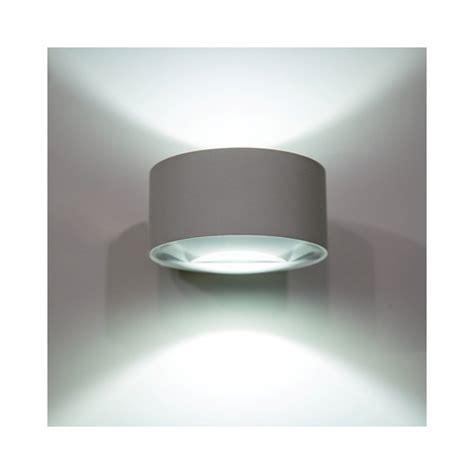 le led len applique luminaire mural led lens faisceau