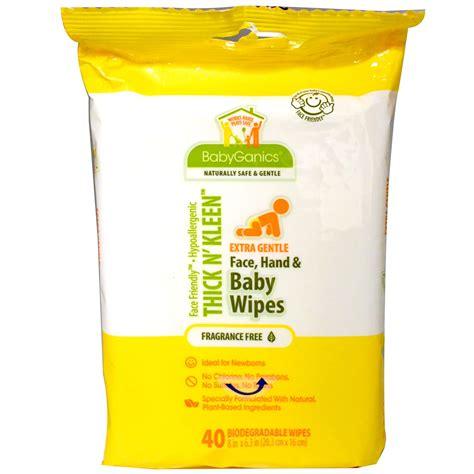 Baby Wipes babyganics baby wipes fragrance free 40 wipes 8 0 in x 6 0 in each iherb