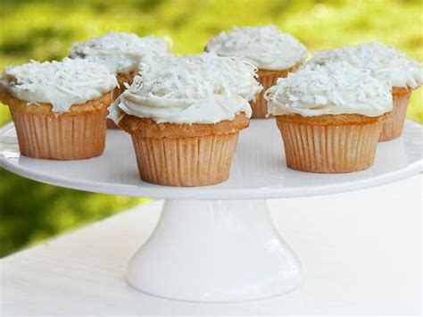 ina garten frosting coconut cupcakes with cream cheese icing recipe ina