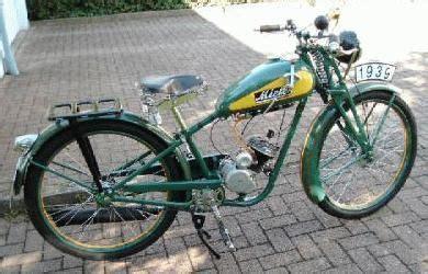 Motorfahrrad Deutschland by Miele 420 Herren Motorfahrrad 1939 1 Cyl 2 25hp 98cc