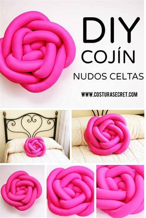 diy knot pillows tutorial diy craft diy deco diy celtic knot cushion pillow coj 237 n con