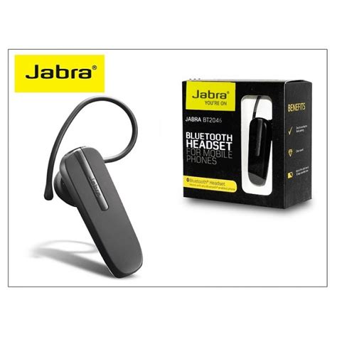Buy From Radioshack In Jabra Bluetooth Bt 2046 Free For Only 155 Egp The Best