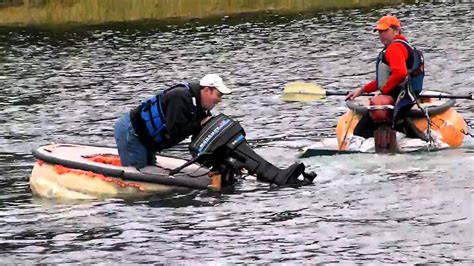 pumpkin boat damariscotta pumpkin boat races regatta youtube