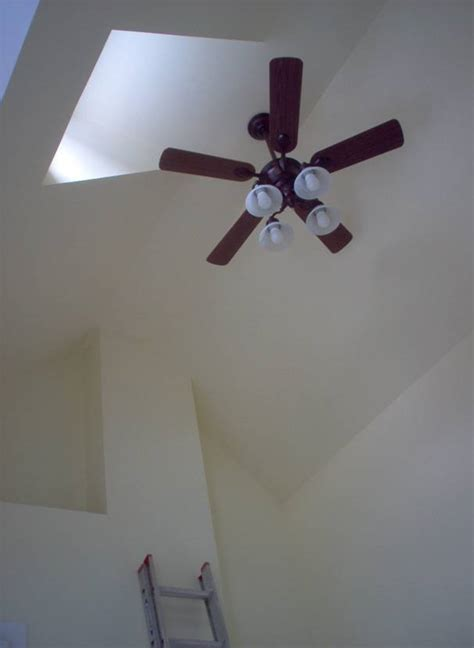 ceiling fans for cathedral ceilings 10 benefits of cathedral ceiling fans warisan lighting