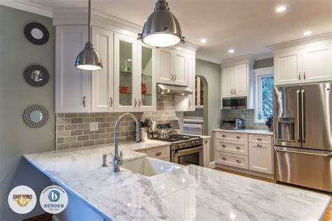 Bender Plumbing Norwalk by This Beautiful Fabuwood Nexus Kitchen Was Built By