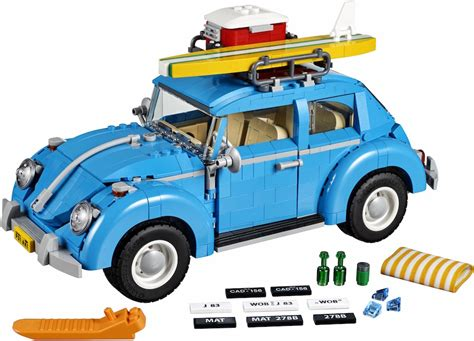 lego  creator volkswagen beetle brand   box ebay