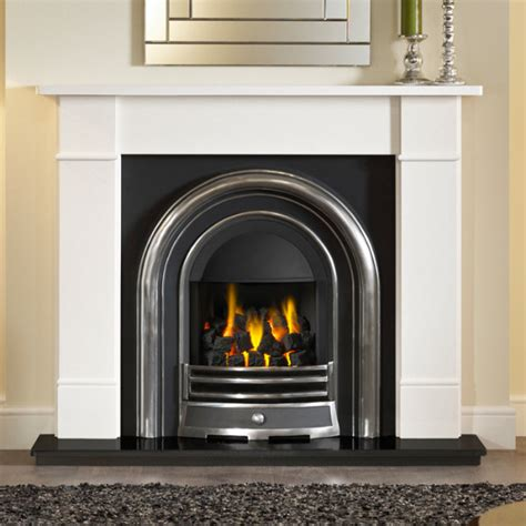 Gallery Brompton Stone Fireplace With Efficiency Plus A Plus Fireplaces