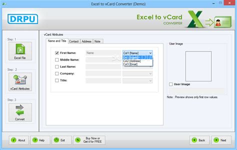 format vcard excel vcf to excel converter for mac