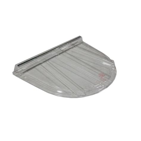 home depot window well covers wellcraft 5600 4 sections 092 gray egress well bundle