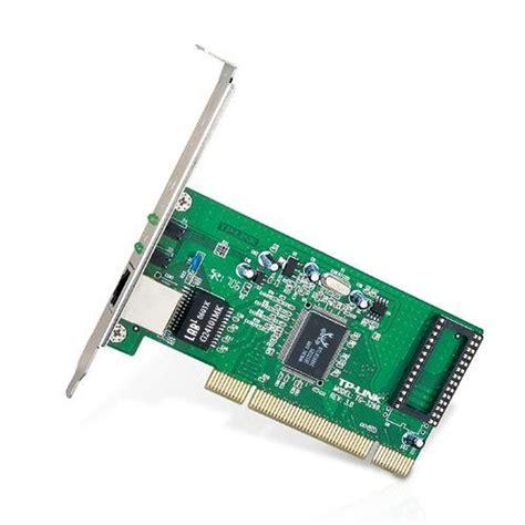 Lan Card Tp Link Gigabit tp link gigabit pci network adapter 1000mbps tg 3269 jakartanotebook