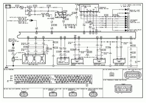 2001 mazda miata wiring diagram wiring diagram with