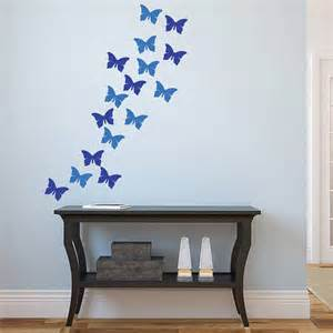 Notonthehighstreet Wall Stickers Butterflies Vinyl Wall Stickers By Mirrorin