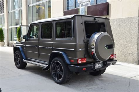 mercedes benz g class 2017 2017 mercedes benz g class amg g 63 stock b865a for sale