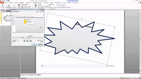 tutorial powerpoint deutsch powerpoint 2010 filme einbinden auf der folie tutorial
