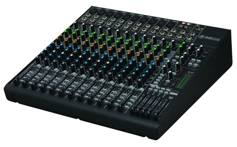 Mixer Lokal 16 Channel mackie 1642vlz4 16 channel compact 4 mixer compass