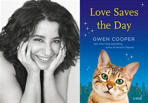 Cooper Saves The Day gwen cooper celebrates new novel saves the day