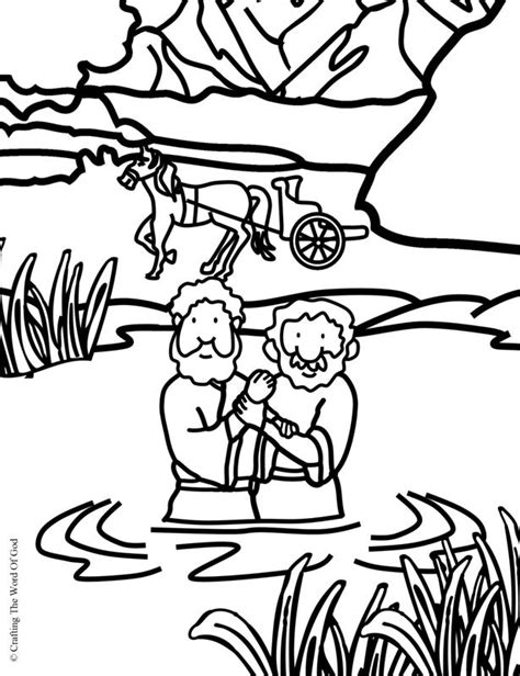 Philip And The Coloring Page philip and the coloring page 171 crafting the word of god