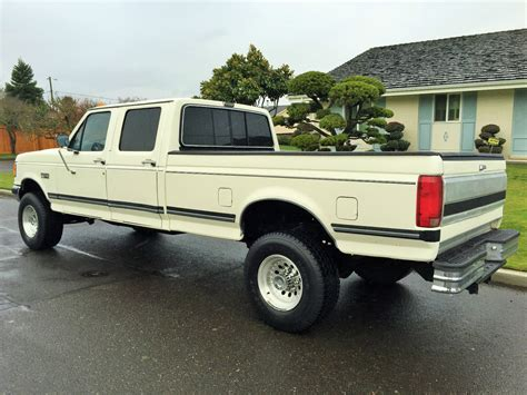 1991 ford f350 xlt lariat crew cab only 73 000 miles classic ford f 350 1991 for sale 1991 ford f350 xlt lariat crew cab only 73 000 miles