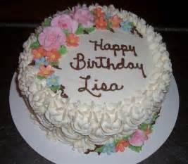 birthday lisa cake decorating community cakes we bake