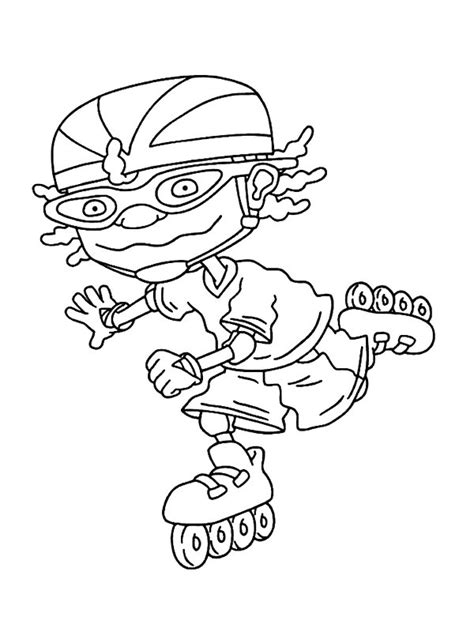 coloring pages rocket power rocketpower colouring picture rocketpower colouring wallpaper