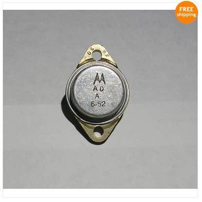 germanium transistor price electronic components motorola pnp germanium transistor ad a 6 52 equivalent nte121 2n1547
