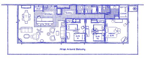 blueprint of a room sea floor plans cad room layout blueprint drawings for condo rental unit 100