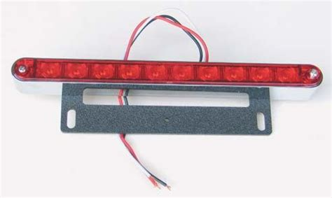 Motorcycle Led Brake Light Bar Install A Motorcycle Led Brake Light Bar Quarto Drives