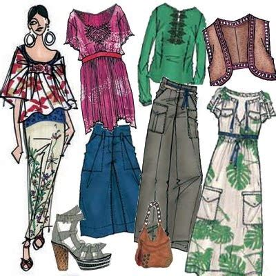 7 Big Trends For 2010 by Fashion Trends Summer 2010 Trend 4 Folklore