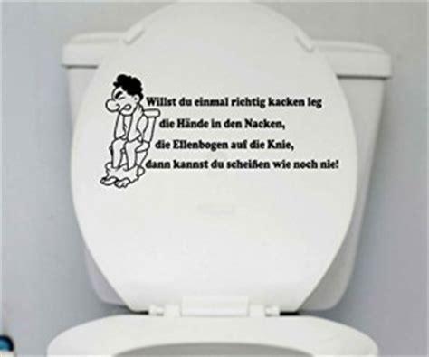 Lustige Wc Sitz Aufkleber by Toilettendeckel Aufkleber Top 5 Sparangebote