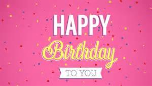 happy birthday background wallpaper pink hd clipartsgram com