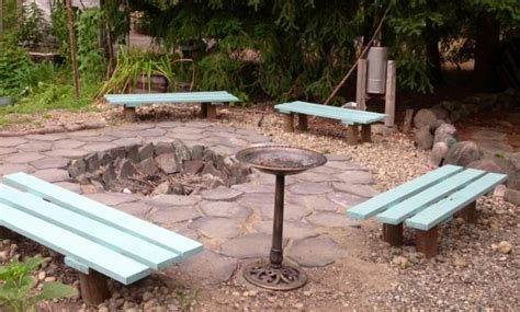 fire pit benches plans incredible fire pit benches plans the latest home decor
