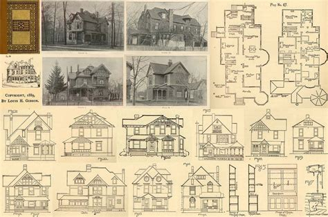 Victorian Home Plans Paper Victorian House Plans Find House Plans
